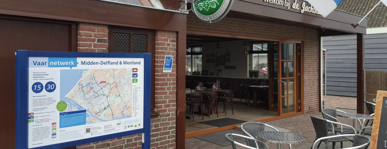 Cafe De Jachthaven in Kwintsheul